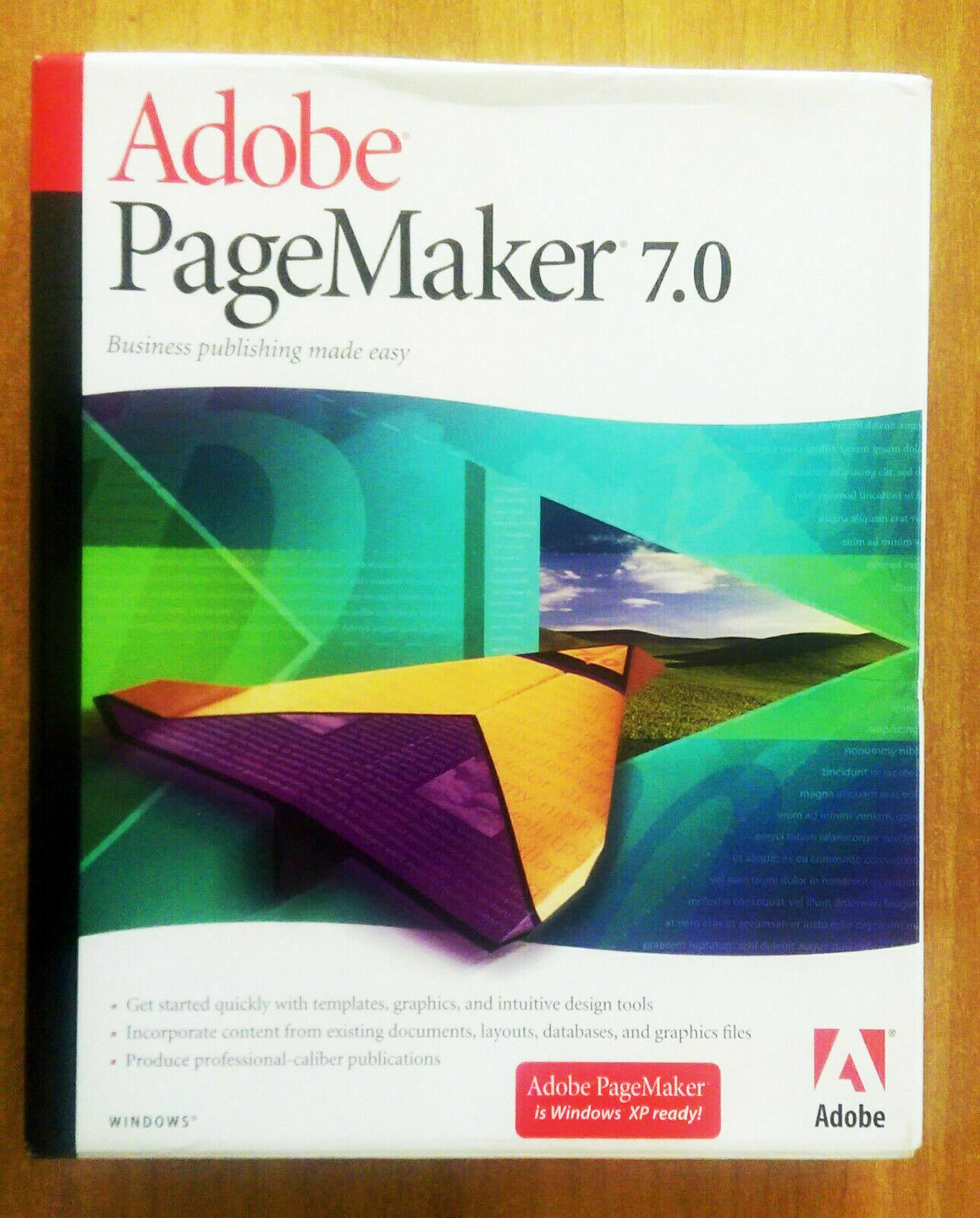 Adobe pagemaker 7 best price