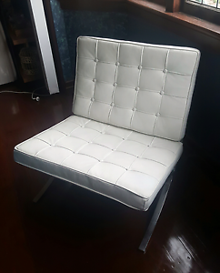 Barcelona Chair in great condition Ascot Brisbane North East Preview