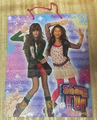 Lot Of 3 Disney Shake It Up Gift Bag Large Size 10 1/2