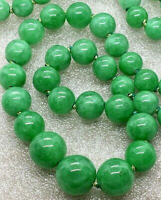 10pcs 100/%natural jade lotus beads DIY hand string beads single