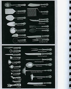 Francis 1 Sterling Silver Flatware in Antique Sterling Silver Reed ...