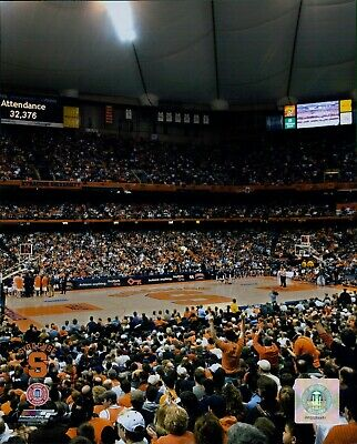 Syracuse Orange Photo - Syracuse Orange Carrier Dome Licensed NCAA Unsigned Glossy 8x10 Photo B