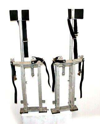 Drywall Stilts Pair 24-40 Wallboard Tools Stilt Workshop Tool Accessory