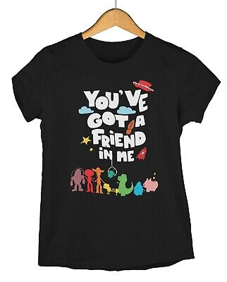 You've Got A Friend In Me T-Shirt Toy Story Inspired Unisex Disney T-Shirt