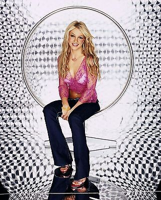 Britney Spears Unsigned 8x10 Photo (125)
