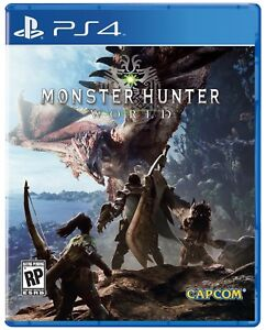 Looking for Monster Hunter for ps4
