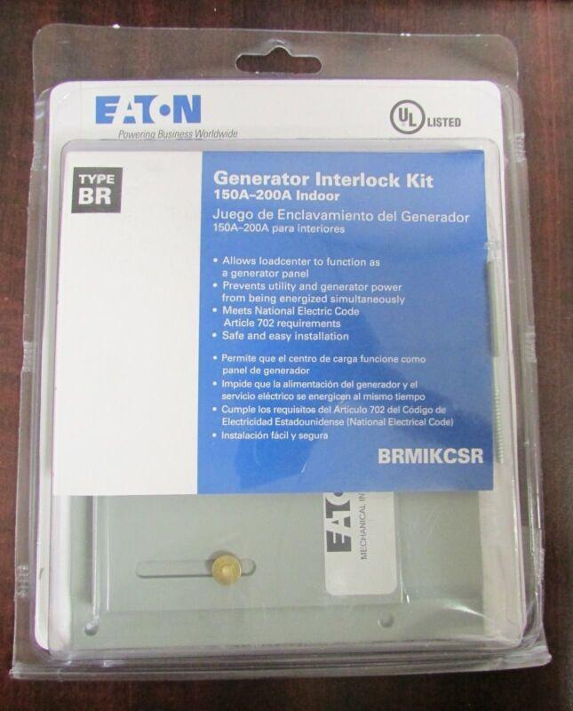 Eaton BRMIKCSR Single Mechanical Interlock Kit For Type BR Loadcenters