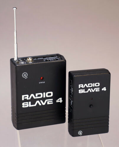 Quantum Radio Slave 4 Transmitter and Receiver
