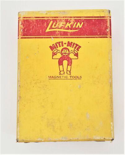 Lufkin Miti- Mite Heavy Duty Magnetic Base Indicator Holder No.150A