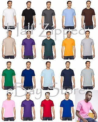 American Apparel Fine Jersey T Shirt 2001W Xs 3Xl 39 Colors  Imported