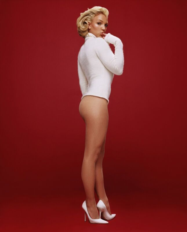 Britney Spears Unsigned 8x10 Photo (62)
