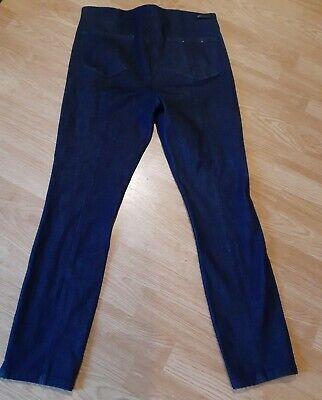 Anthropologie Pilcro and the Letterpress High Rise Denim Legging Jeans 32 NWOT