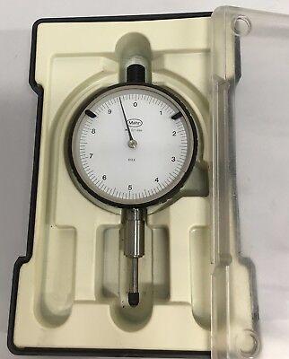 Mahr 810x Dial Indicator 0-10mm Range 0.01mm Graduation