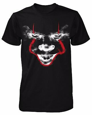 Clown says hello T-Shirt Horror Pennywise Clown Film Movie Dead Freddy Jason