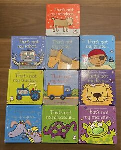 That's Not My books (10)