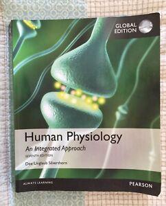 Ebook human physiology silverthorn