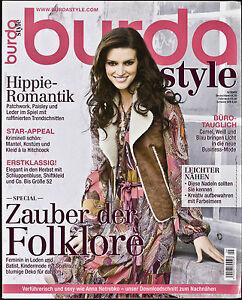Burda Style 09.2009