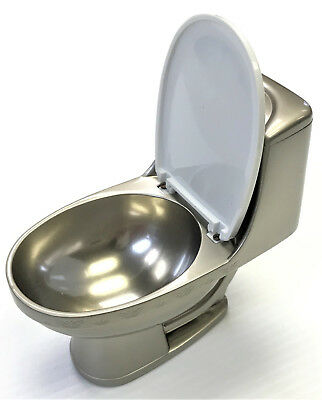 Toilet Novelties (Eclipse Collectible Novelty Large Toilet Table Lighter, 2-in-1 Ashtray &)