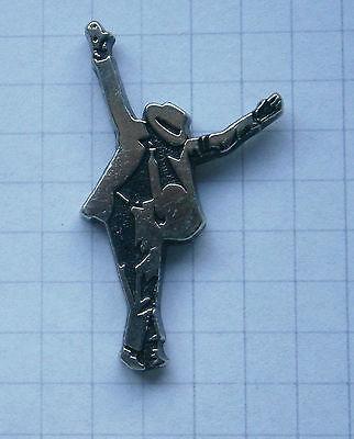 USA / MICHAEL JACKSON KING OF POP ... Musik-Pin (117j)