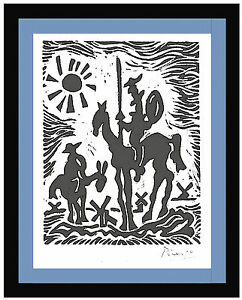 Pablo Picasso Original Ltd Ed Print