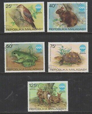 "## NEW ## Madagascar - Malagasy Rep 1975 Special Exhibition ""EXPO '75"" - Okinawa"