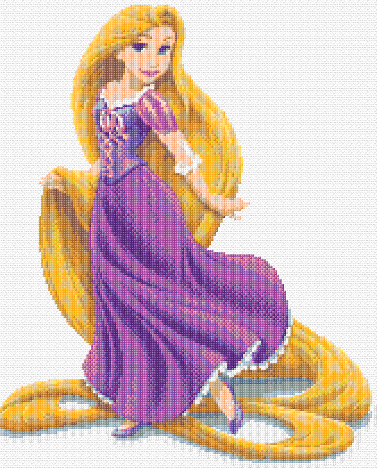 Sleeping Beauty 3 Counted Cross Stitch Kit Disney Film character