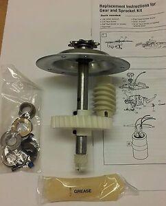 Chamberlain Garage Door Opener Parts chamberlain garage door opener gear | ebay