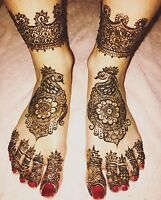 Henna Body Art - For Birthdays & Parties & Festivals