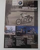 Bmw R1200 C Cruiser Accessori Opusocolo Depliant Prospekt Pubblicita -  - ebay.it