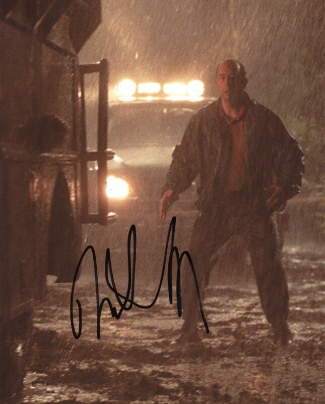 "Richard Schiff ""The Lost World: Jurassic Park"" AUTOGRAPH Signed 8x10 Photo"