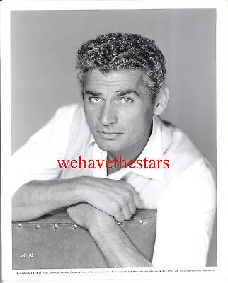 Vintage Jeff Chandler HANDSOME '51 Publicity Portrait