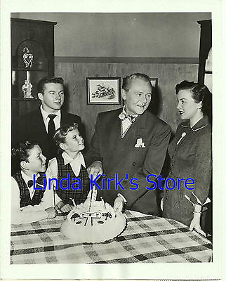 Charlie Ruggles & Family Promotional Photograph