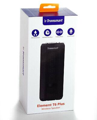 Tronsmart Element T6 Plus Altoparlante portatile Bluetooth 5.0 speaker direzione