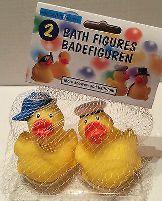 Badeenten 2er Set mit verschied. Motiven von LIFETIME BATH & SHOWER