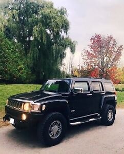 2007 Hummer H3. Low kms. Great Condition.