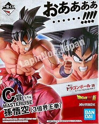 Dragon Ball Son Gokou figure Ichiban Kuji C MASTERLISE BANDAI