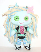 Monster High Rag Doll