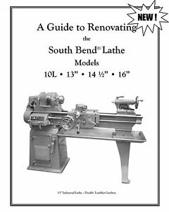 NEW-Rebuild-Manual-for-South-Bend-Lathe-10L-Heavy-10