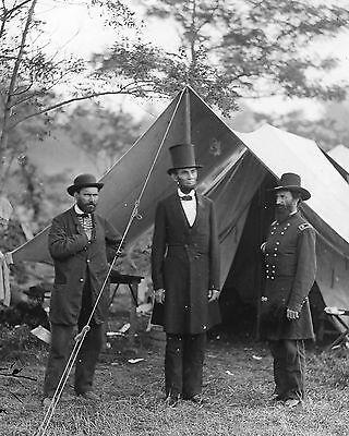 President Abraham Lincoln Civil War 11 X 14 Poster Photo Picture  W1