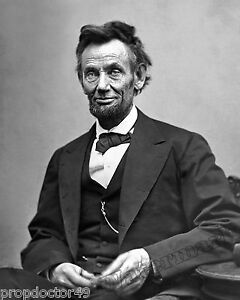 Abraham Lincoln Photo Ebay