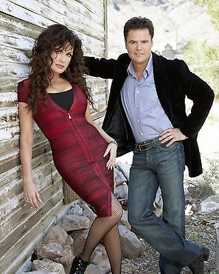 Donny Osmond & Marie 8 x 10 GLOSSY Photo Picture IMAGE #2