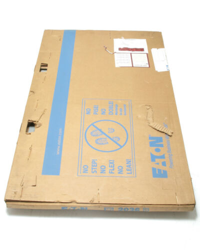 "Eaton EZT2036S Electrical Panel Cover, 36"" x 20"""