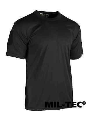 Basic Tactical Shirt (Mil-Tec TACTICAL QUICK DRY T-SHIRT SCHWARZ T-Shirt basic)