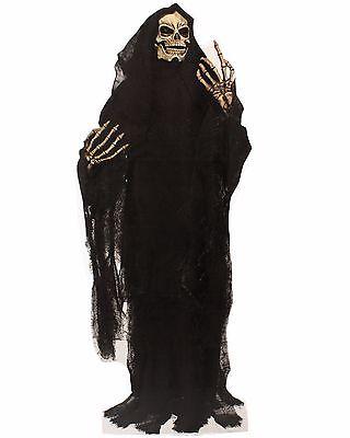 Mr. Grim Reaper life size cardboard cut - Life Size Cut Outs