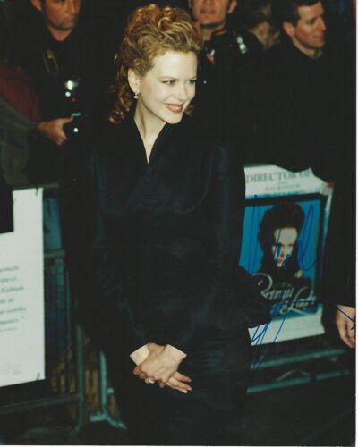 Nicole Kidman Image A Signed 10x8 Photo UACC Registered dealer RARE