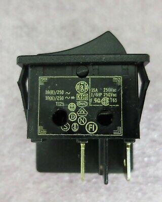 Rocker Switch 4-pins 168250  106250  Us Stock