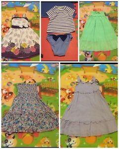 Girls summer clothes size 4-5