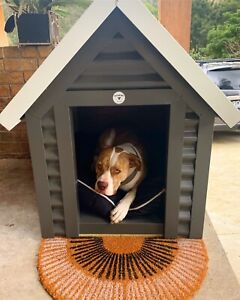 KUSTOM DOG KENNELS INDOOR/OUTDOOR, INSULATED, SMALL, MEDIUM, LARGE XL Monbulk Yarra Ranges Preview