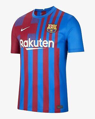CAMISETA FC BARCELONA LOCAL 21/22 ELEGIR TALLAS TRAS COMPRA S/M/L/XL/XXL