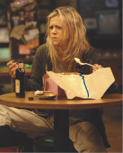 KAITLIN OLSON SIGNED IT'S ALWAYS SUNNY IN PHILADELPHIA 8x10 PHOTO E COA ACTRESS